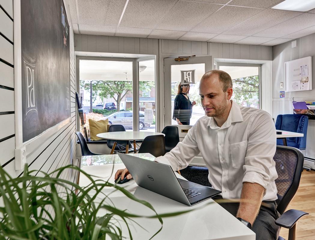 coworking-workspace